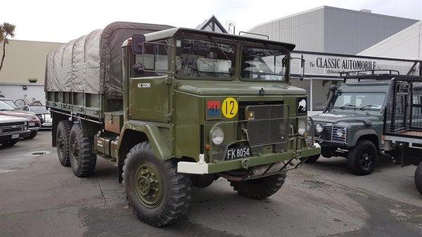画像1: 1970 ACCO IH F1 オーストラリア軍用トラック