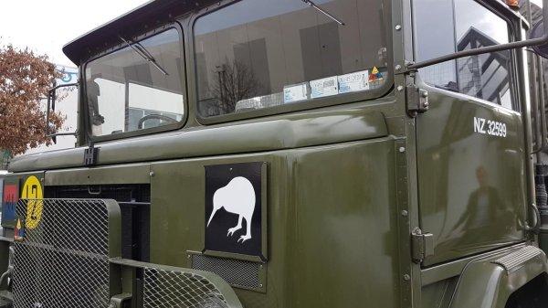 画像2: 1970 ACCO IH F1 オーストラリア軍用トラック