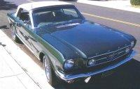 1965 マスタング GT コンバーチブル